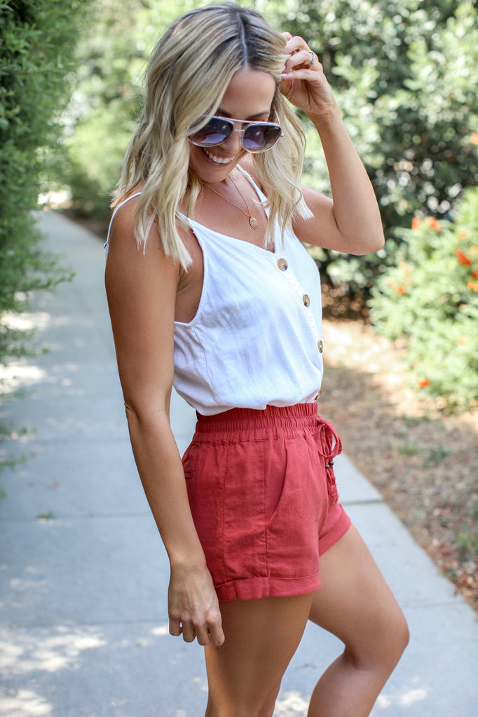 Bahama Drawstring Shorts