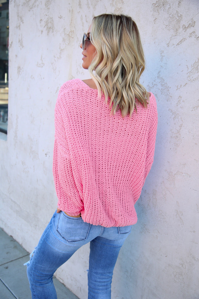 On Cloud Nine Sweater - FINAL SALE