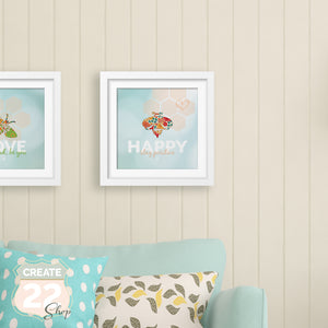 Set of 3 wall art by Create22