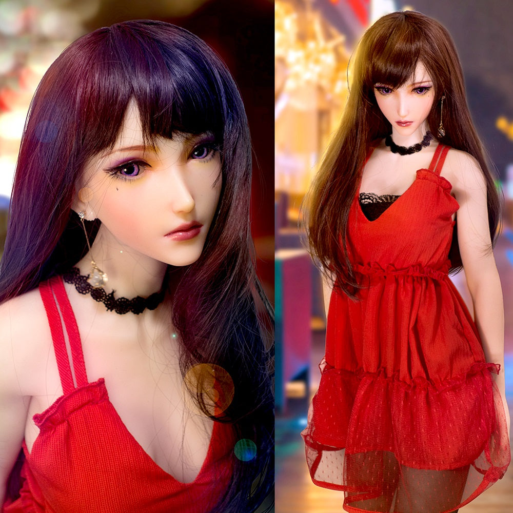 3ft 3in (102cm) Silicone Sex Doll - Chiho