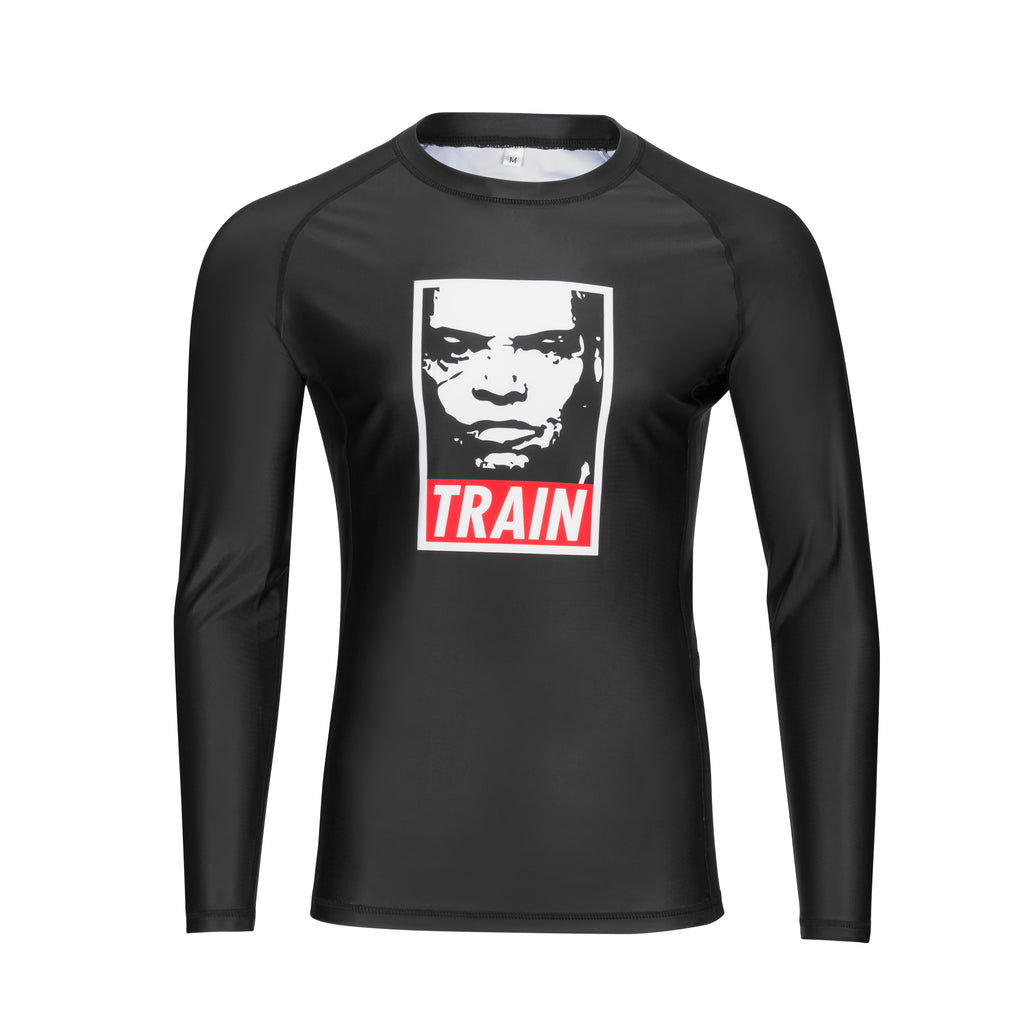 Rash Guard - Train