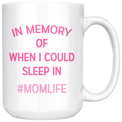 In Memory + #momlife