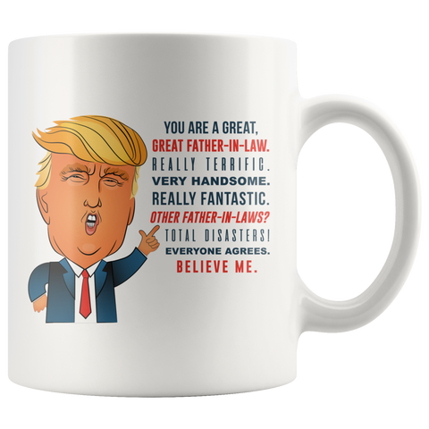 Trump Father in Law Coffee Mug