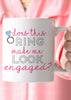 Does This Ring Make Me Look Engaged Mug - elle & k boutique