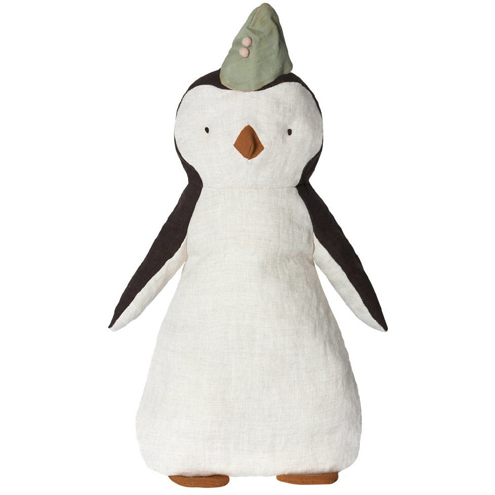 Antique White Penguin, Large