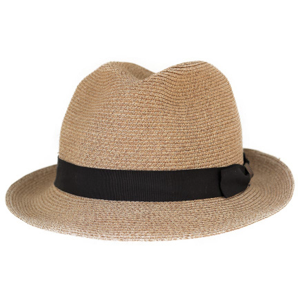 Hat with Black Band