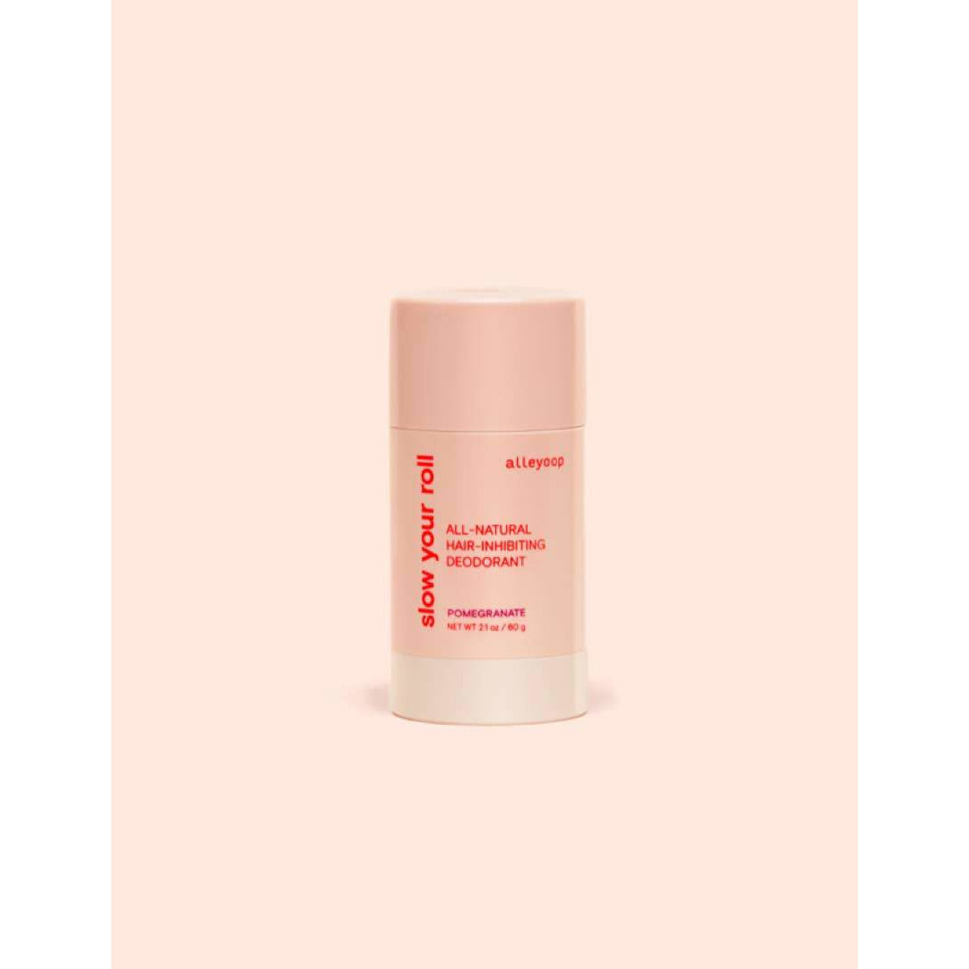 Light Pink Slow Your Roll Deodorant (Full Size 60g)