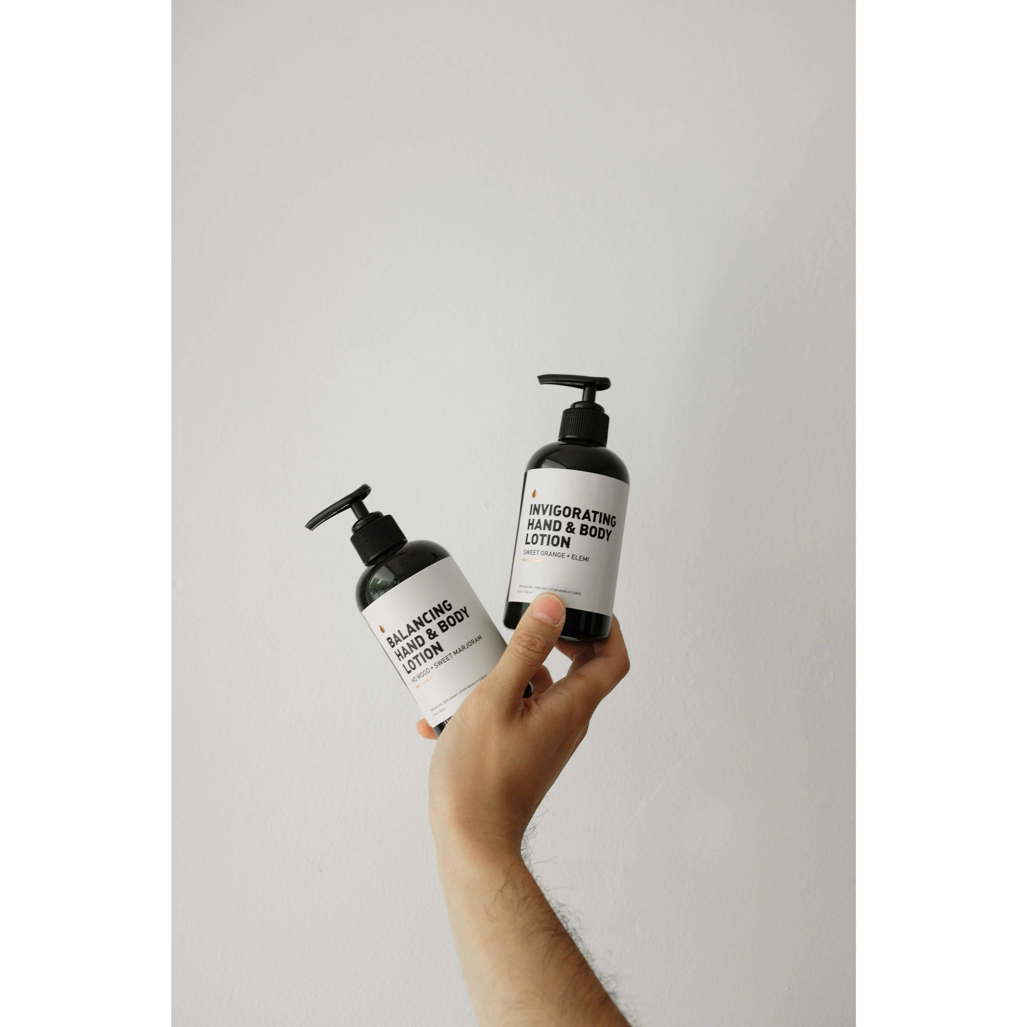 Gray Invigorating Hand & Body Lotion