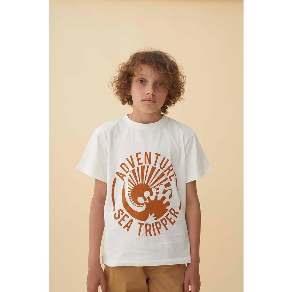 Wheat Asger T-Shirt