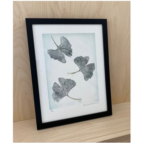 Ginkgo Green - Black Frame