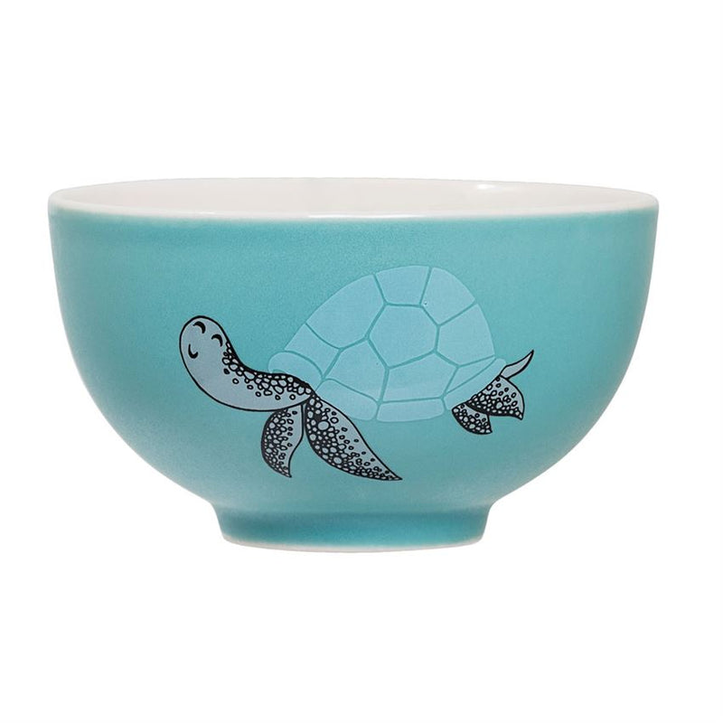 Stoneware Benjamin Bowl in Blue