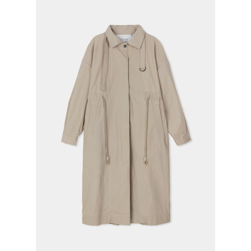 Poplin Cotton Coat