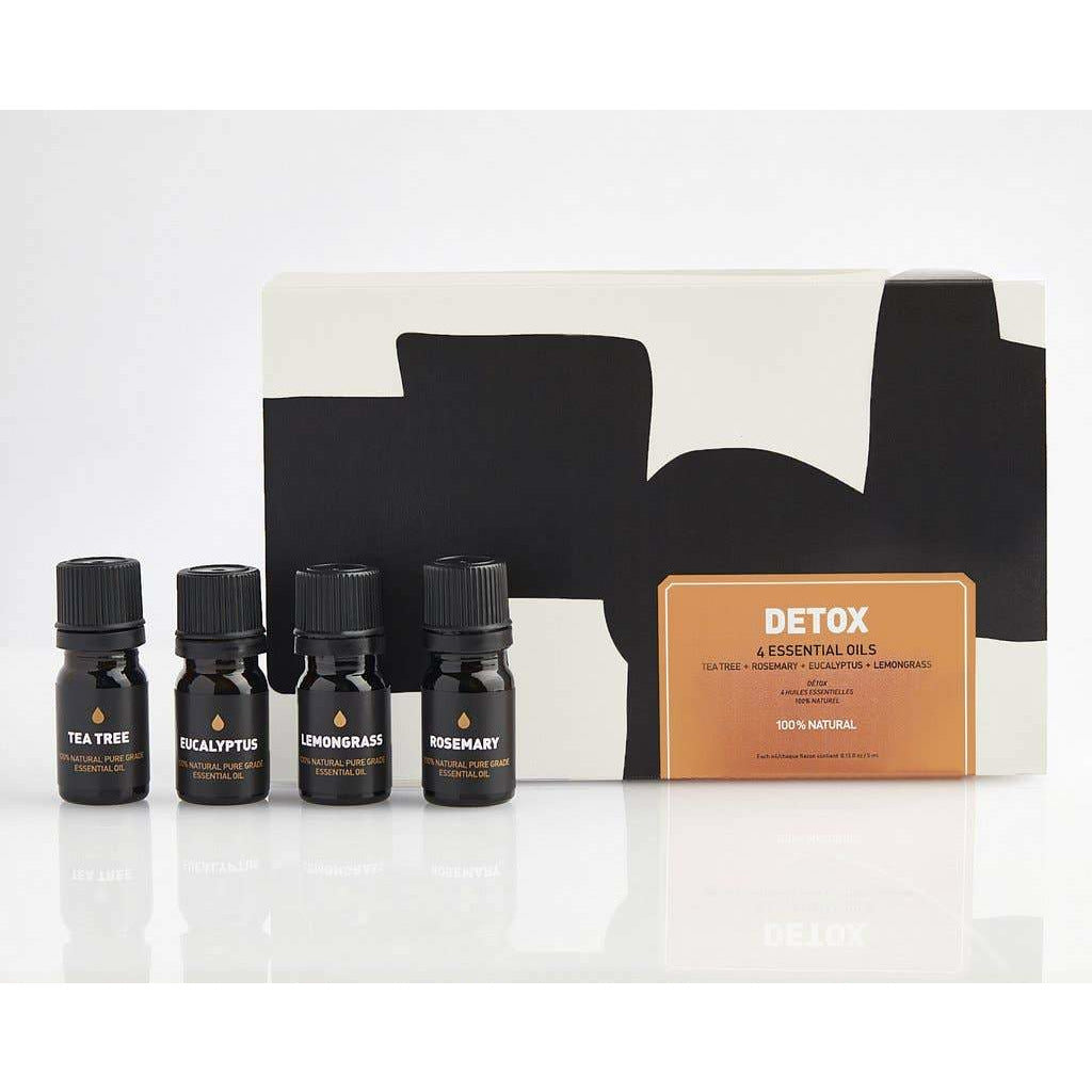 Dark Salmon Detox Essential Oil Set