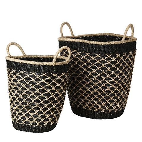Collect Basket Black - Small