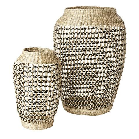 Collect Basket Set of 2 Tall