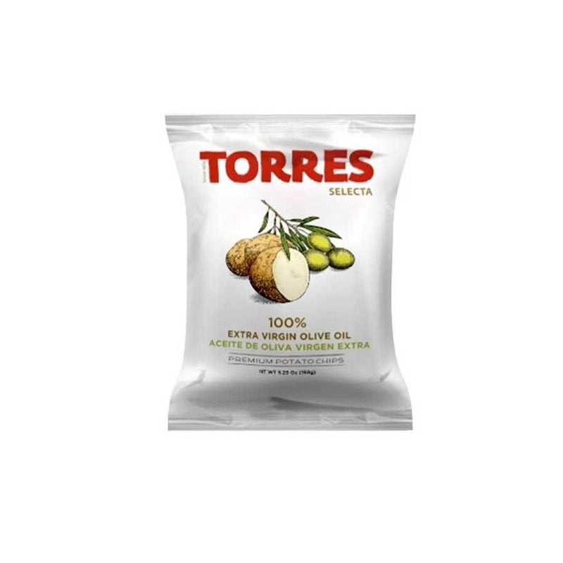 Torres Olive Oil Potato Chips 50g