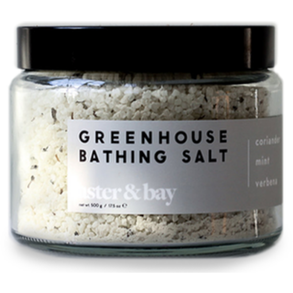 Greenhouse Bathing Salt