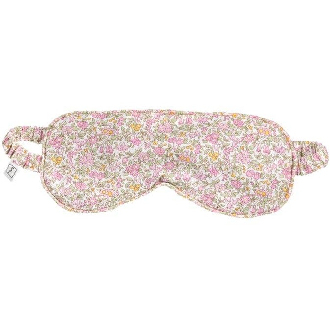 Gray Liberty Eye Mask with Lavender