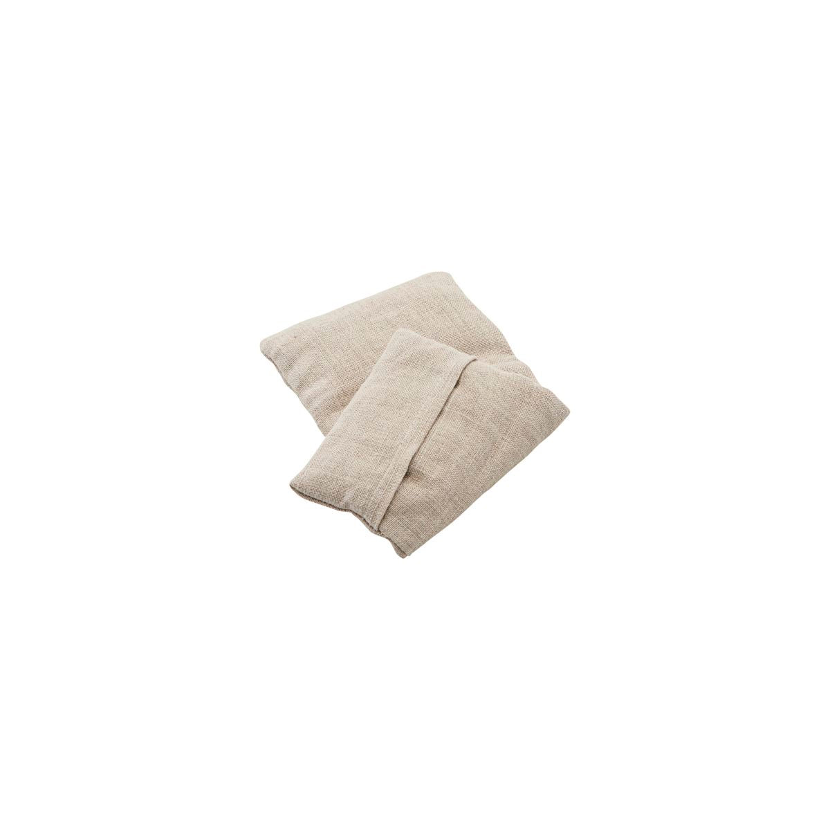 Gray Therapy Eye Pillow - Beige
