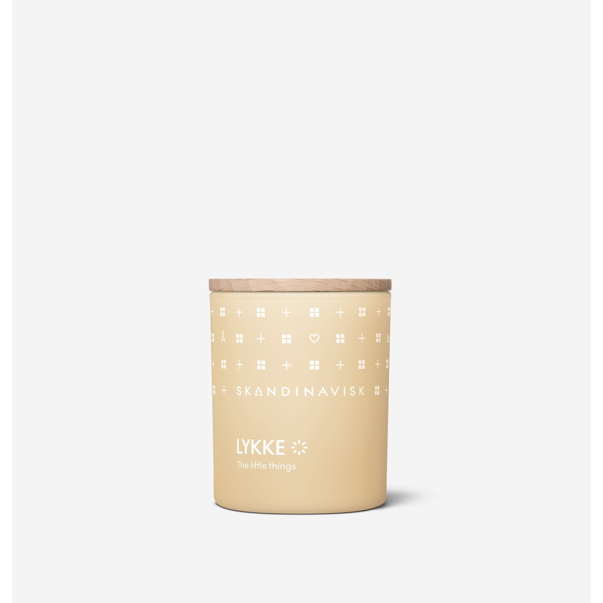 Wheat Skandinavisk Mini Scented Candle