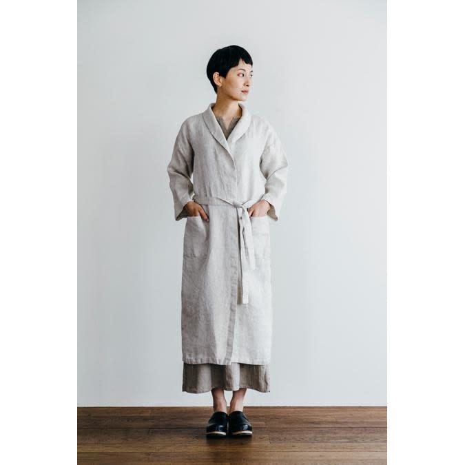 Mia Bathrobe- Natural