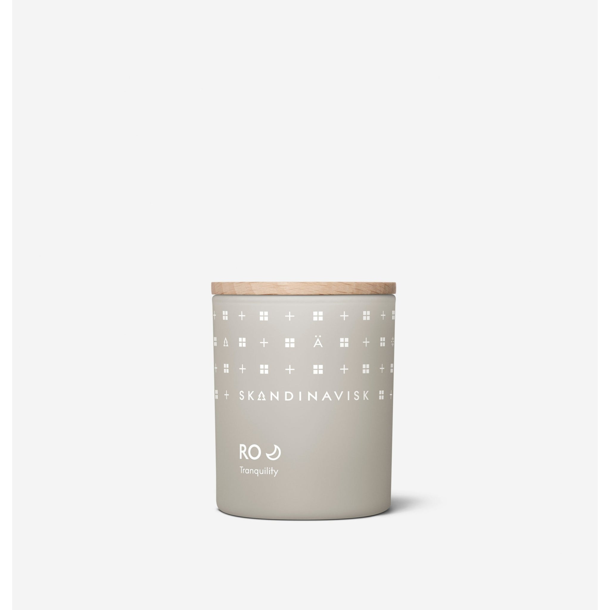 Gray Skandinavisk Mini Scented Candle