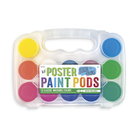 Lil Poster Paint Pods