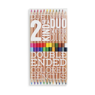 Two of a Kind Colored Pencils