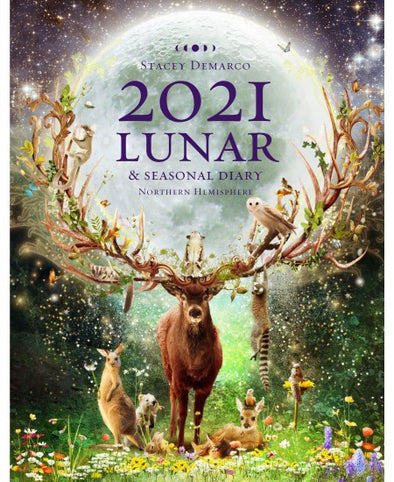 2021 Lunar & Seasonal Diary