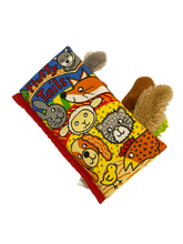 Load image into Gallery viewer, Jellycat Rainbow Tails or Fluffy Tails Book