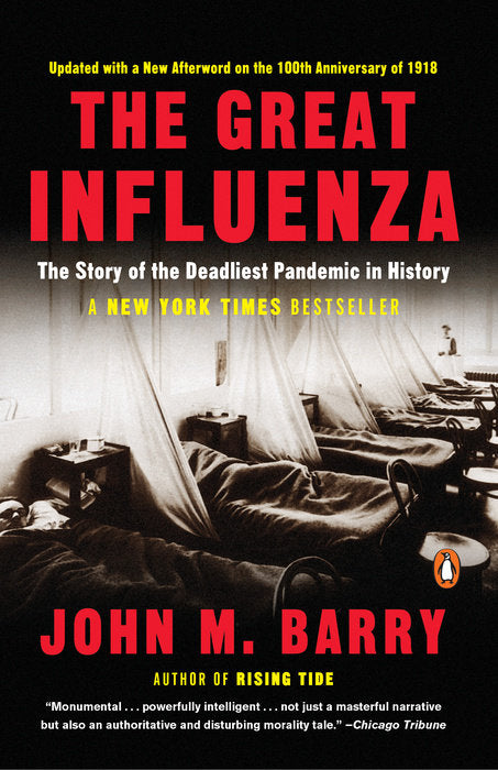 The Great Influenza Paperback Book