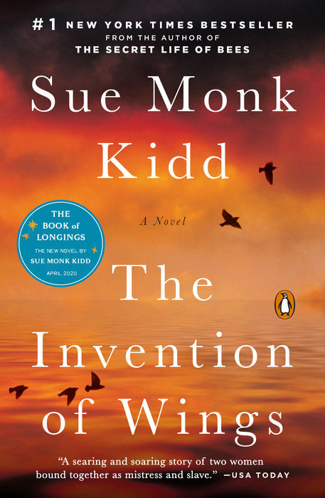 The Invention Of Wings Paperback Book