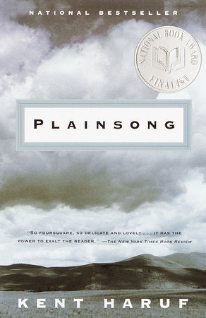 Plainsong Paperback Book