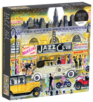 Storrings Jazz Age 1000 Piece Puzzle