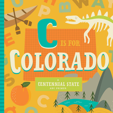 C Is for Colorado Book