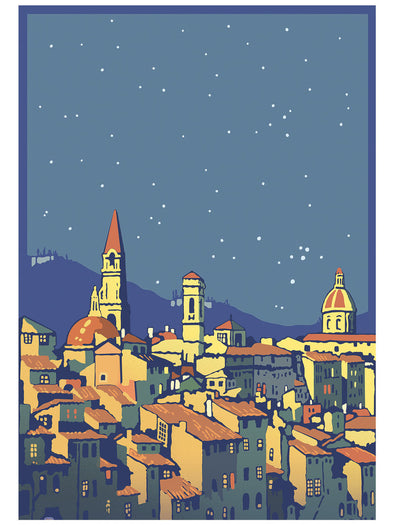 Peaceful City Box of 10