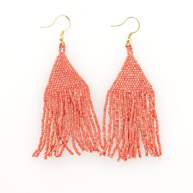 Terra Cotta Luxe Petite Earrings