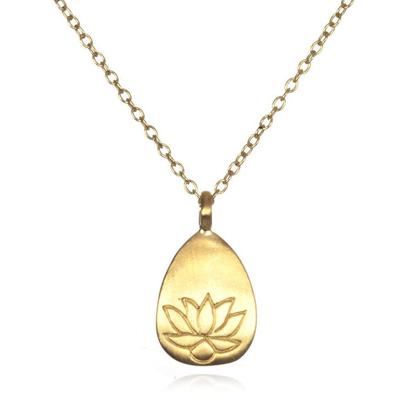 Arise Lotus New Beginnings Necklace