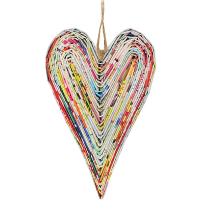 Medium Heart Ornament