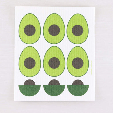Avocado Swedish Dishcloth