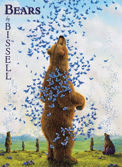 Bears by Bissell Boxed Notecards Set of 20