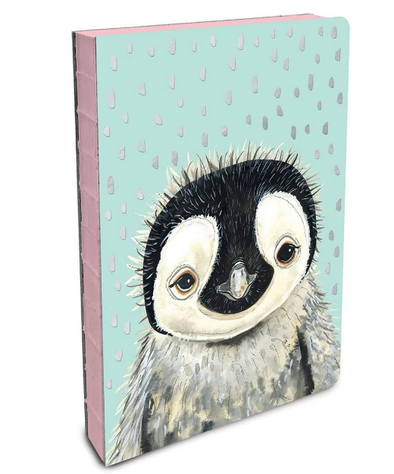 Pete The Penguin Notebook