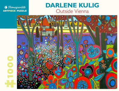 Darlene Kulig: Outside Vienna 1000-Piece