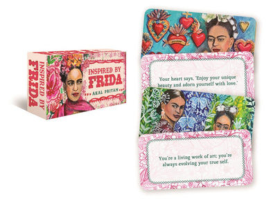 Inspired By Frida: Inspirational Cards