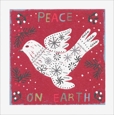 Peace on Earth - Christmas Cello Packs Set of 8