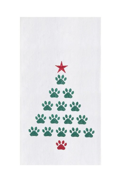 Tree Paws Towel