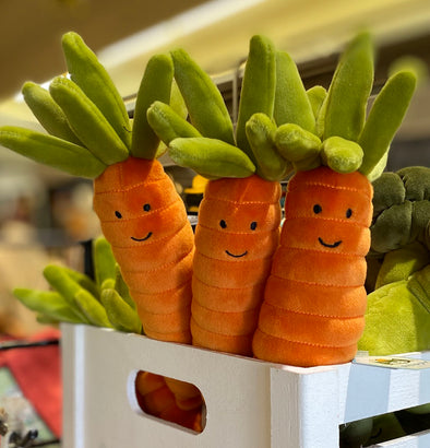 Vivacious Vegetable Carrot