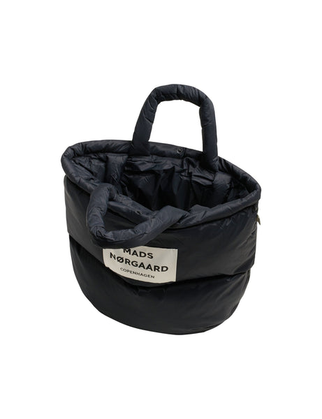 MADS NORGARD Pillow Bag black