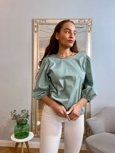 Bluse Mary mint
