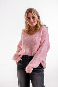 Pullover Vicky rose